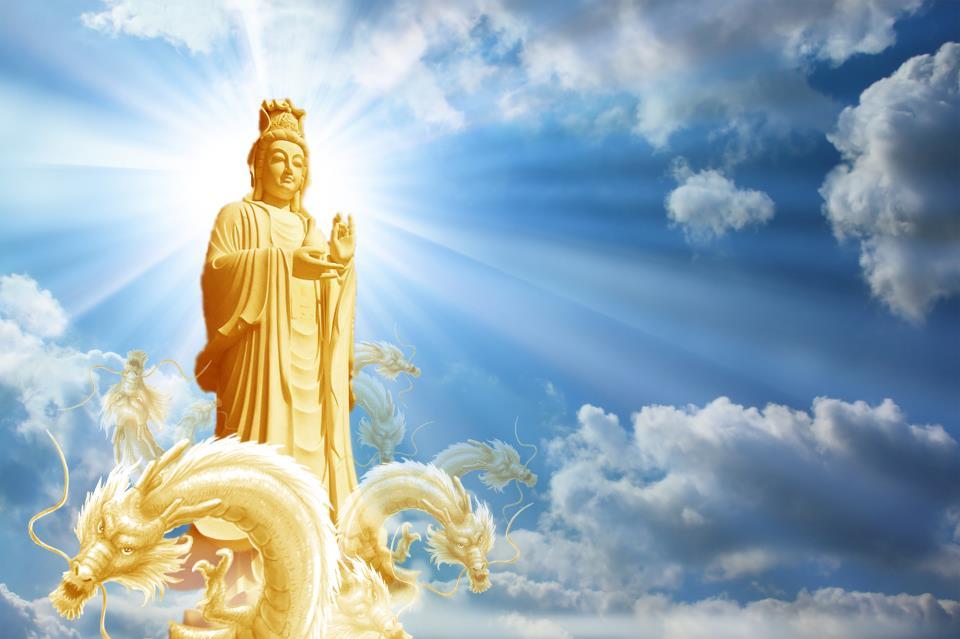 Văn khấn lễ Đức Quan Thế Âm Bồ Tát (Phật Bà Quan Âm) ở Chùa