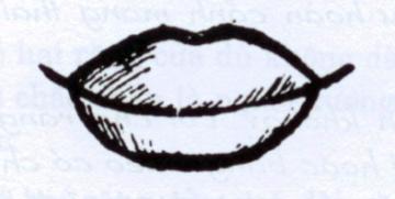 Xem tướng đôi môi