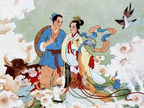 Truyền thuyết ngày Ngưu Lang – Chức Nữ