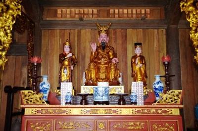 Văn khấn cúng lễ Đức Ông tại chùa