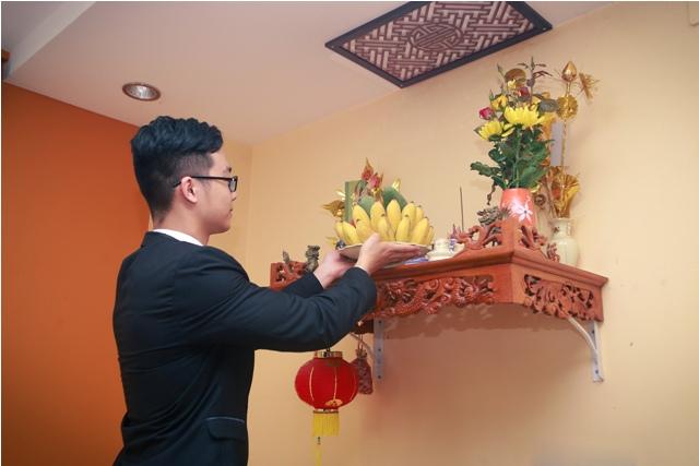 Văn khấn trước khi lau dọn bàn thờ ngày 23 tháng chạp